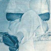 El general Perón en los primeros tiempos de su exilio