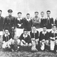 En 1920, Perón es destinado a la Escuela de Suboficiales, donde vive momentos de camaradería con sus alumnos