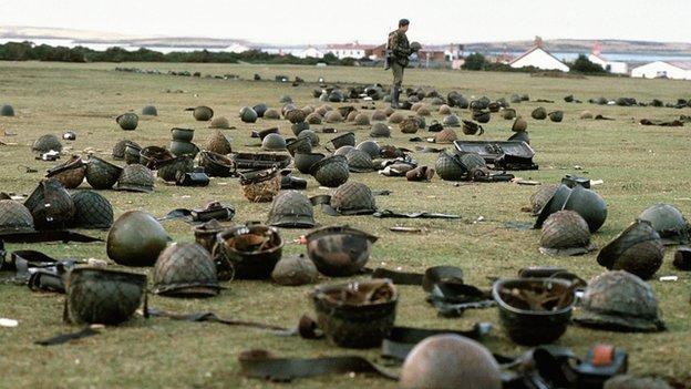 Resultado de imagen para Guerra de las Malvinas